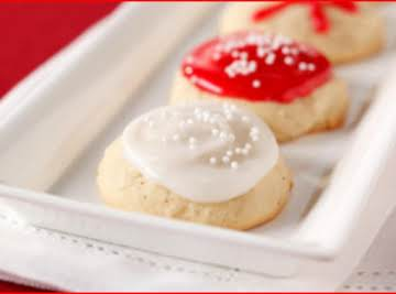 Softest Sugar Cookies