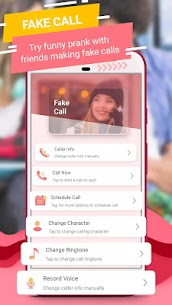 Fake call, Fake caller id, GF fake call App Download For Android 1