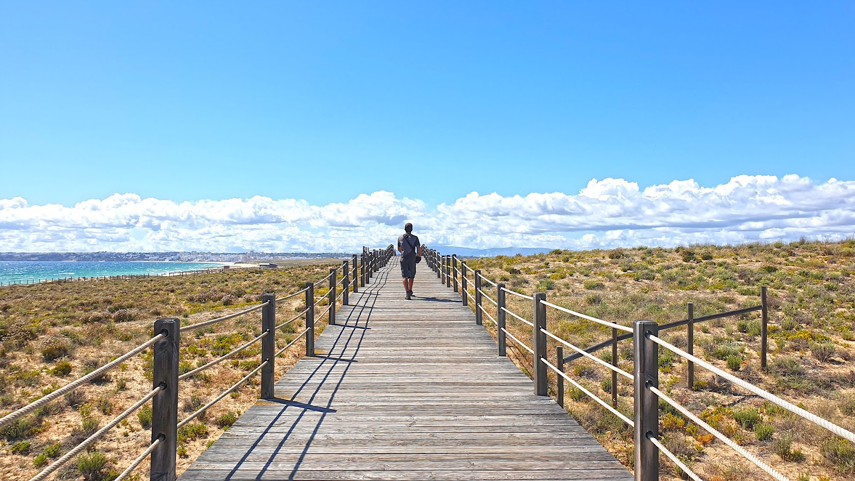 TRILHO DOS PASSADIÇOS DOS SALGADOS - SLV PR1 - Um passeio pela Lagoa dos Salgados e Armação de Pêra