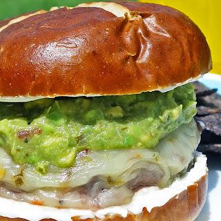 Guacamole Burger.