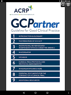 ACRP GCPartner (Phone)- screenshot thumbnail