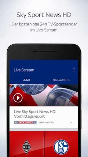 Sky Sport screenshot 2