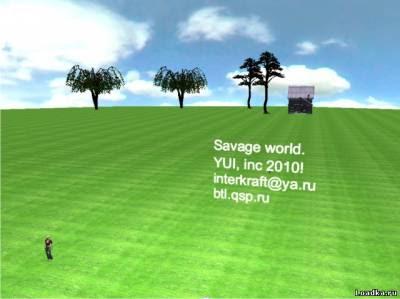 Savage world. (Demoscene)