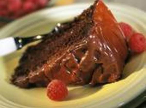 World's Best Chocolate Cake Recipe