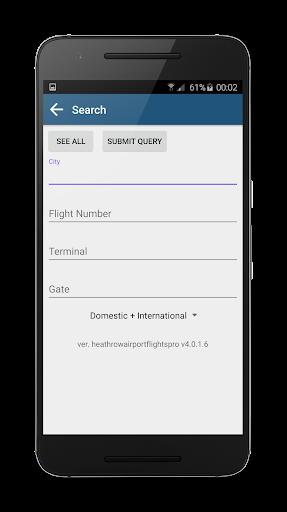 FLIGHTS Houston Airport  screenshots 5