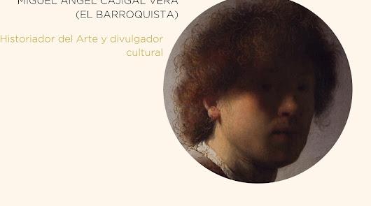 El Barroquista, influencer del arte, visitará Almería