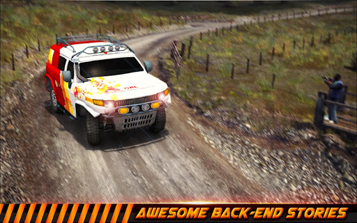 Mud Truck Simulator 3D: Offroad Driving Game 1.0.1 screenshots 5