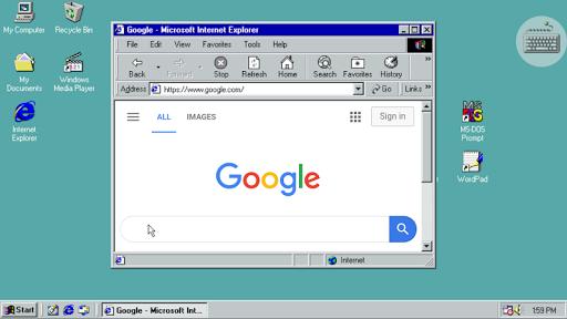Win 98 Simulator  screenshots 9