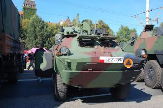 Photo: Wóz bojowy BRDM
