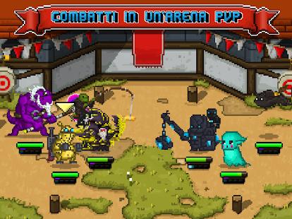 Bit Heroes- miniatura screenshot