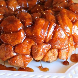 Gooey Caramel Monkey Bread