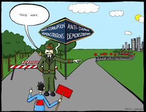 Photo: http://www.bonkersworld.net/chinese-guidance/ #comic