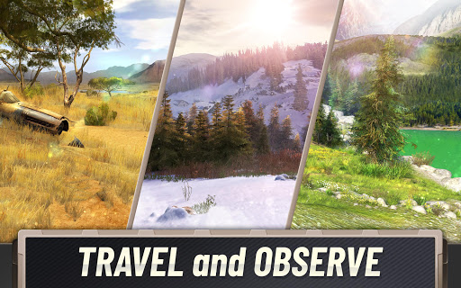 Hunting Clash: Animal Hunter Games, Deer Shooting screenshots 12