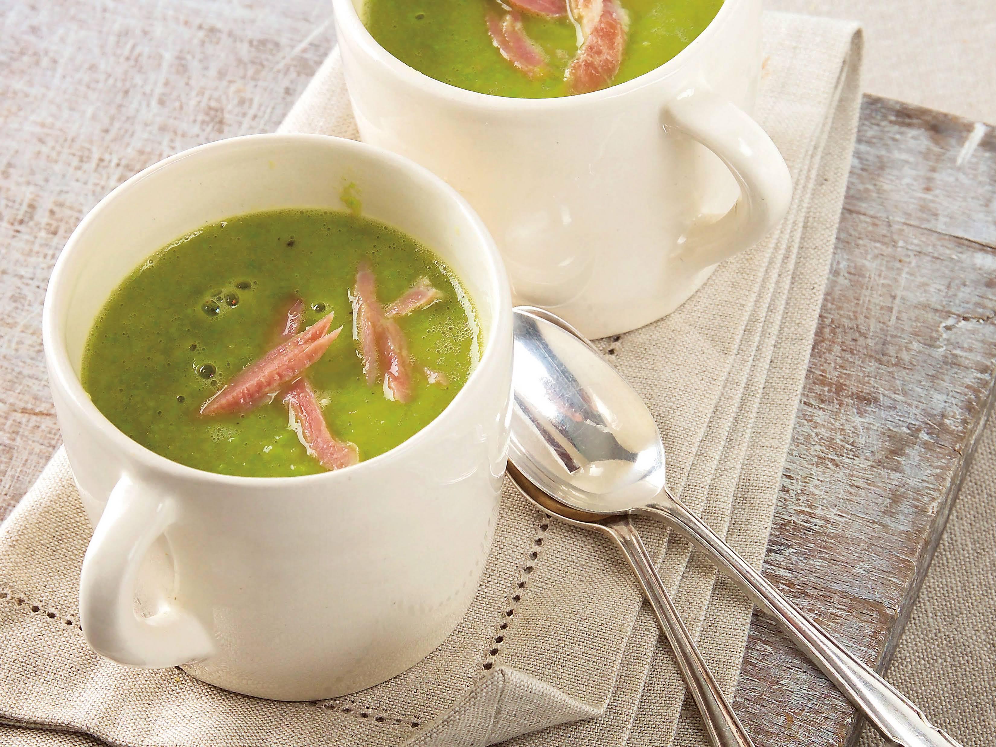 Blended Soup without Blender Recipes