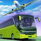 Bus Simulator City Airport Game 2020:Bus Driving 2 icon