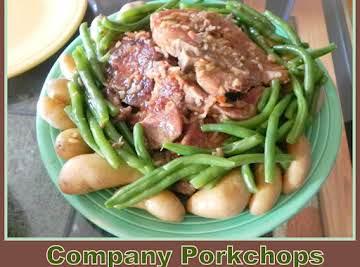 Company Porkchops