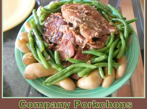 Company Porkchops Recipe