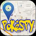 PokeSpy - Pokemon Tracker icon