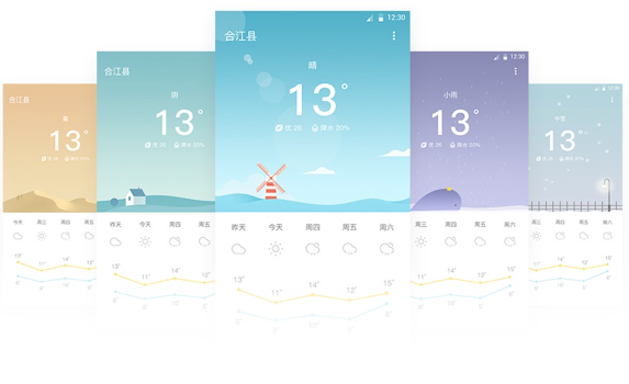 Breeze Weather