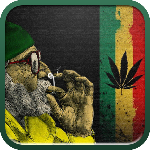 Weed Live Wallpapers 個人化 LOGO-玩APPs