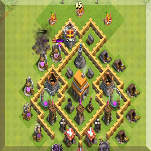 Download Town Hall 5 Hybrid Base Layout Google Play