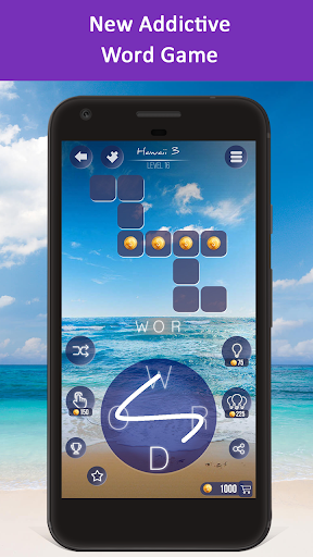 Word Beach: Fun Relaxing Word Search Puzzle Games screenshots 1