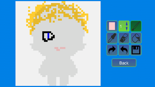 Q Avatar (Avatar Maker) screenshot