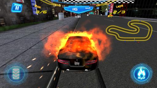 Fiery Asphalt Racing 1.0 screenshots 9