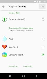 Descargar Calorie Counter by FatSecret para PC ✔️ (Windows 10/8/7 o Mac) 5