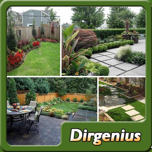 Picture Of Garden Landscape Garden landscape design ideas apps on google play workwithnaturefo