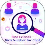 Find Friends-Girls Number For Chat icon