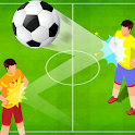 Soccer Pitch - Ball Breakers Table Football icon