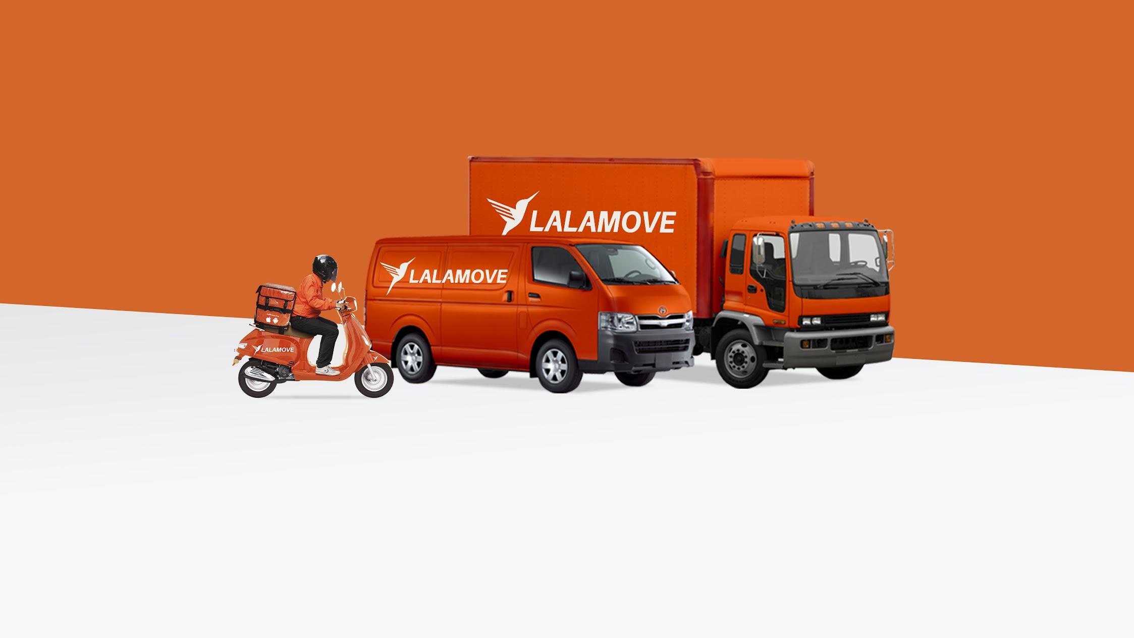 Lalamove (EasyVan)