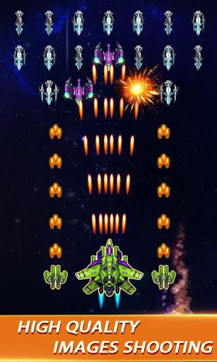 Galaxy sky shooting apkdebit screenshots 1