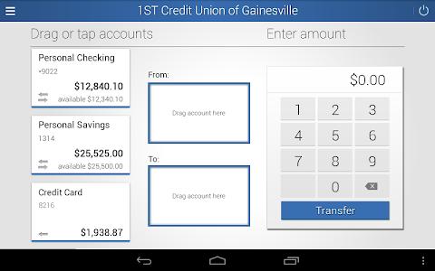 Alliance CU Mobile Banking screenshot 7