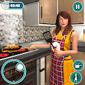 Home Chef Mom 2020 : Family Games icon