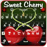 Sweet Cherry Keyboard 12.12 Apk