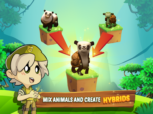 Zoo Evolution: Animal Saga 2.1.0 screenshots 9