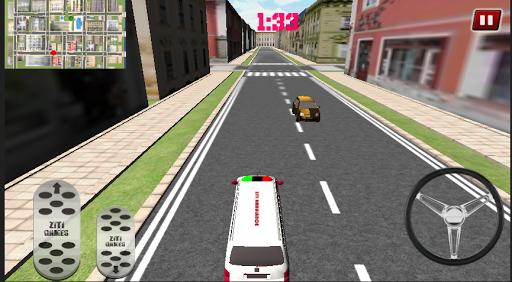 玩模擬App|患者レスキュー救急車免費|APP試玩
