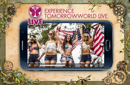 TomorrowWorld Live
