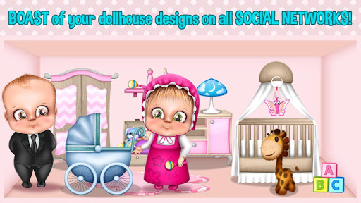 Baby Doll Games For Girls Free 6.0.2 screenshots 2