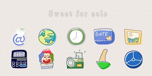 Sweet-Solo Theme