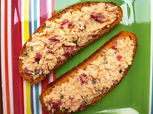 Smoky Pimiento Cheese Recipe