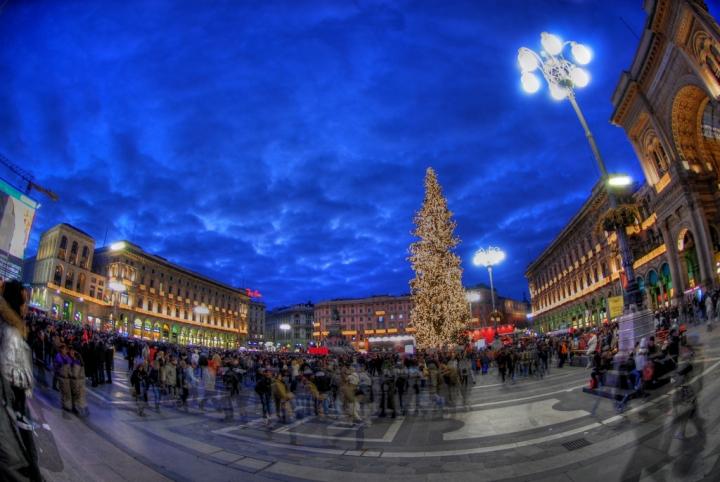 Piazza del Duomo  Milano di giothebike