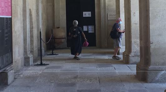 Viaje al interior de la Catedral con mascarilla y aforo reducido