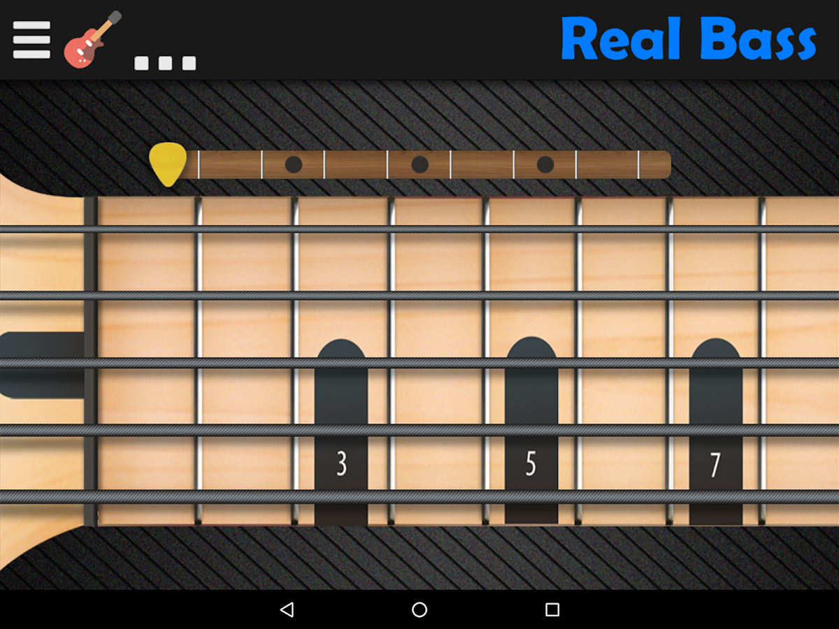 Real Bass- screenshot