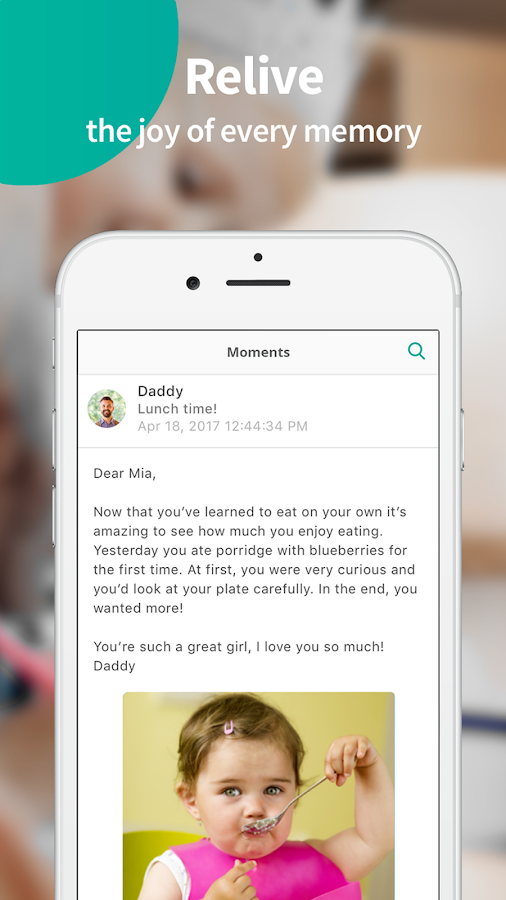 StepsLife - Your child's story- screenshot