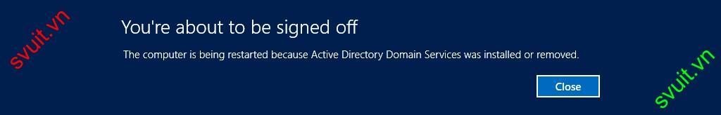 configure Active Directory on windows server 2016 (10)