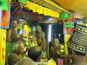 Photo: tholaivillimangalam mangaLAsAsanam with arayar sEvai