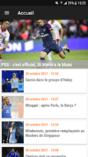 Sport.fr : actu sports en direct- screenshot thumbnail